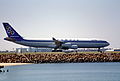 70aw - Olympic Airways Airbus A340-313X; SX-DFB@SYD;04.09.1999 (5125343585).jpg