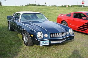 Chevrolet Camaro (второе поколение) — Википедия