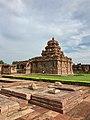 7th - 8th century Sangameswara temple, Pattadakal monuments Karnataka 2.jpg