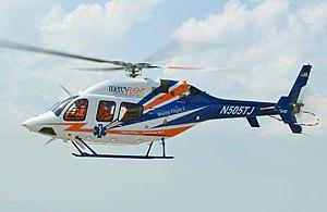 Bell 429 GlobalRanger - A Bell 429 from Mercy Flight 5