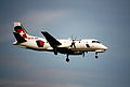 80ae - Crossair Saab 340B; HB-AKB@ZRH;20.01.2000 (5256696145).jpg