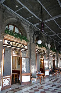 9624 - Venezia - Caffè Florian - Foto Giovanni Dall'Orto, 12-Aug-2007.jpg