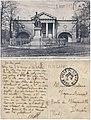 97- Lille – Monument du général Négrier & l'École d'Équitation ( manège) r° -v°.jpg