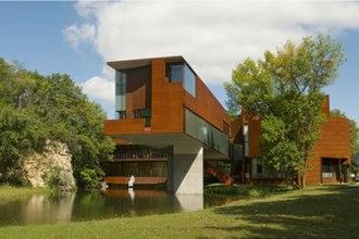 University of Iowa - Art Building West, University of Iowa School of Art and Art History
