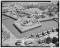 AERIAL VIEW - Fort Monroe, Hampton, Hampton, VA HABS VA,28-HAMP,2-55.tif