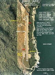 Kake Airport Wikipedia