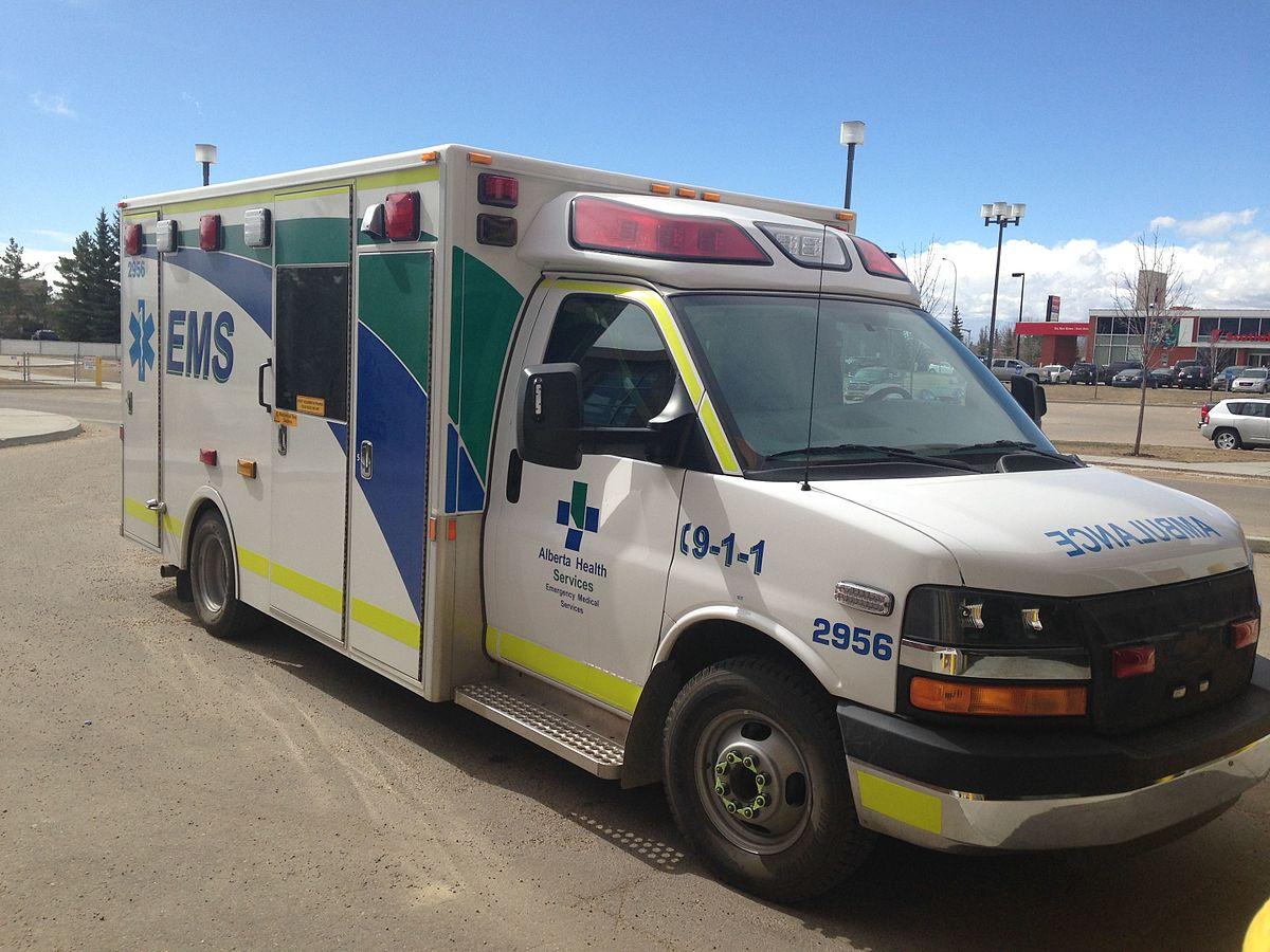 Paramedics In Canada Wikipedia
