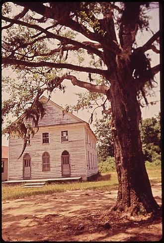Johns Island, South Carolina - Another church