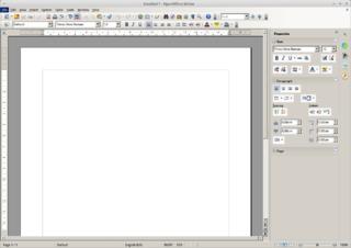 Sidebar (computing) user interface element