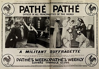 Womens suffrage in film