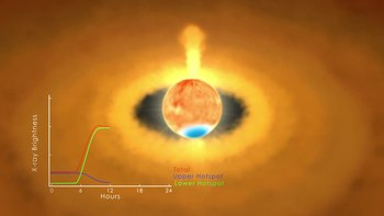 Datoteka:A Young Star Flaunts its X-ray Spots.ogv