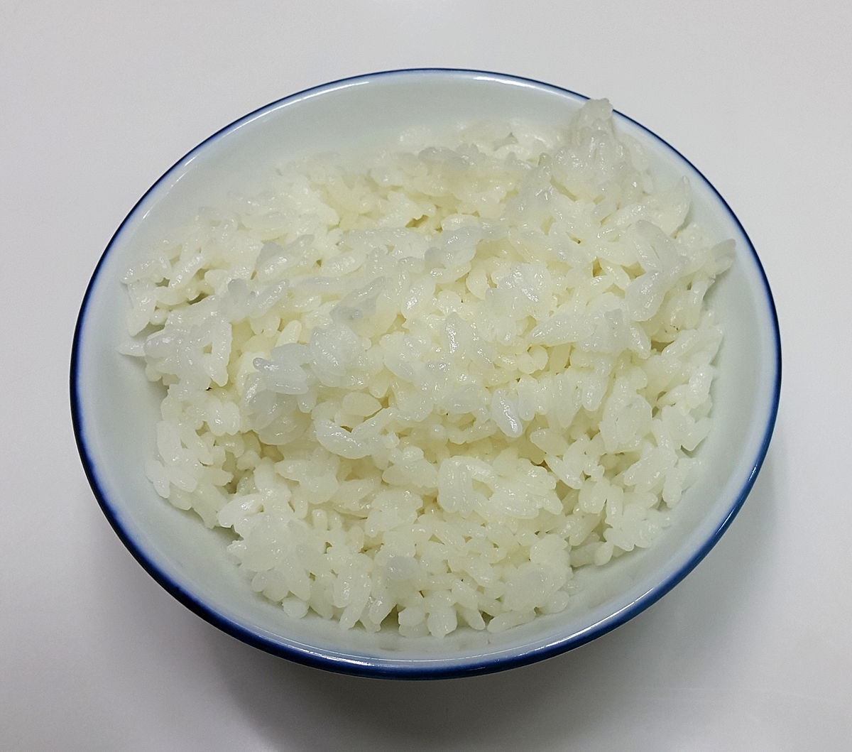 Cooked rice - Wikipedia