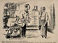 A dentist recognizing a new patient from somewhere else, the Wellcome V0011511.jpg