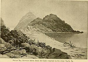 Gunnison Island - Gunnison Island, 1891