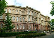 Aachen RWTH Hauptgebaeude
