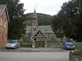 Abbeycwmhir, St. Mary's Church - geograph.org.uk - 1244165.jpg