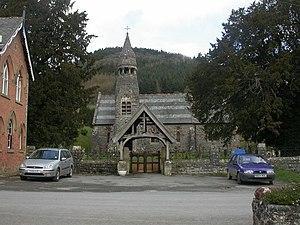 Abbeycwmhir - St Mary's Church