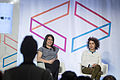 Abbi Jacobson and Ilana Glazer at Internet Week 09.jpg
