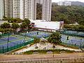 Aberdeen Tennis & Squash Centre Back Side.JPG