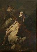 Abraham s sacrifice of Isaac - Federico Bencovich.jpg