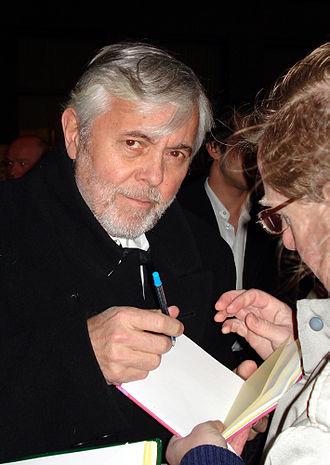 Josef Abrhám - Josef Abrhám at Český lev 2006 movie awards ceremony.