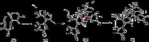 Absinthin - Image: Absinthin totalsynthesis