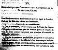 Acte du Congrès de Vienne du 9 juin 1815 - Annexe XV (édition officielle).jpg