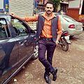 Actor Gaurav Nanda While Shooting.jpg