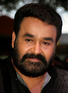 Mohanlal Indian actor and producer