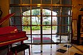 Adahesong Taiwan King Garden purchase door and pink piano 20131211.jpg