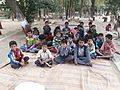 Adivasi Children at Tribal Academy Tejgadh.jpg