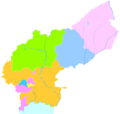 Administrative Division Jinzhou.png