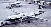 Aer Lingus Fokker Friendship Manchester 1965