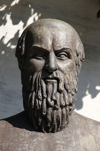 Aeschylus - Bust of Aeschylus  from Athens, Greece