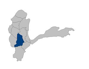 Jurm District - Image: Afghanistan Badakhshan Jurm district location