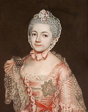 Henrietta Catherine Agnes of Anhalt-Dessau - Princess Agnes of Anhalt-Dessau
