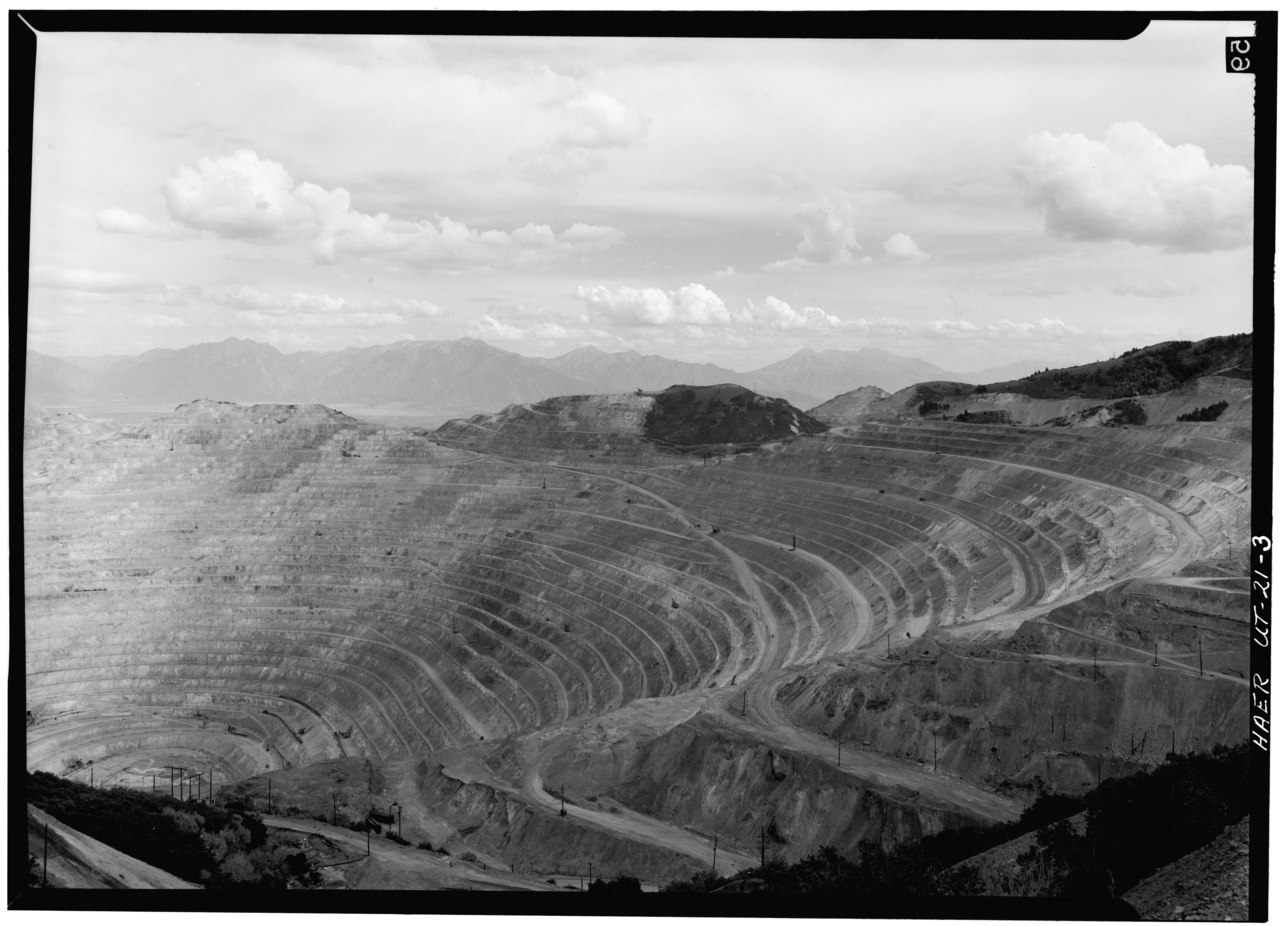 bingham canyon gay dating site Bingham canyon copper mine is two-and-a-half miles wide and half a mile deep   most up-to-date integrated copper operations in the world: major investments   and komatsu electric-drive trucks, mostly of 218t-capacity, to service ten p&h.