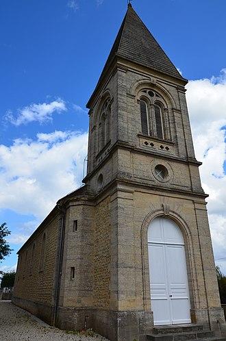 Agy - The Church of Saint Vigor