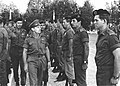 Aharon Yariv, Gideon Mahanimi and Ofer Divon, 1971.jpg