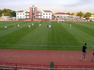 FC Krymteplytsia Molodizhne - KT Sport-Arena in Ahrarne