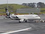 Air New Zealand A320 ZK-OJC at AKL (27804562754).jpg