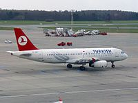 TC-JPR - A320 - Turkish Airlines