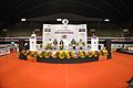 Ajoy Kumar Ray Addresses - Inaugural Session - Indian National Championship - WRO - Kolkata 2016-10-23 8693.JPG