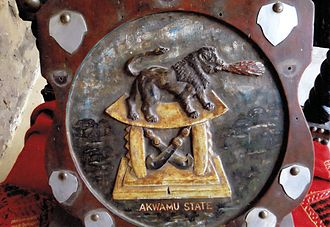 Akwamu - Image: Akwamu State