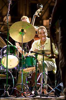 Al Foster American jazz drummer