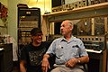 Al Hawkes and Todd Hutchisen at Acadia Recording Company.jpg