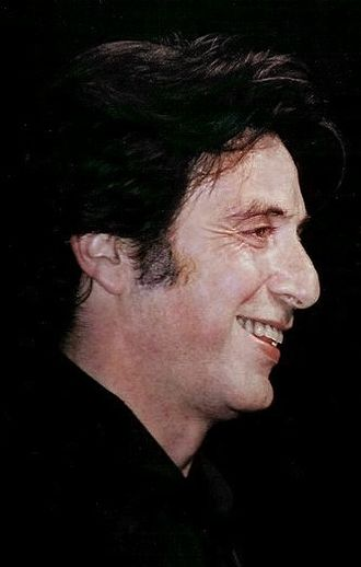 Al Pacino - Al Pacino at the 1996 Cannes Film Festival