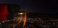 Alajuela, Costa Rica - Night Skyline.png