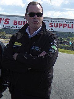 Alan J. Gow Australian auto racing executive