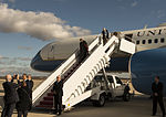 Alan Gross released from Cuban prison, arrives at Joint Base Andrews 141217-F-WU507-602.jpg